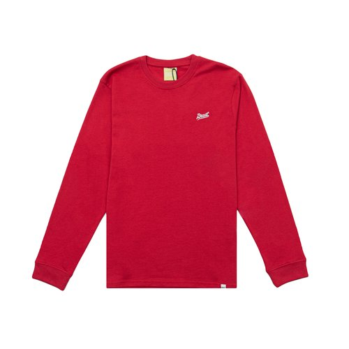 Essential Longsleeve True Red BT1000 014