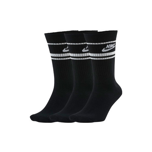 Sportswear Essential Sock Black White CQ0301 010