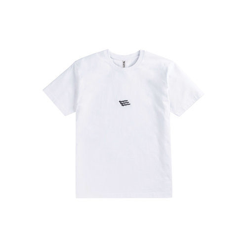 Core Logo Single Jersey Tee White CP0003