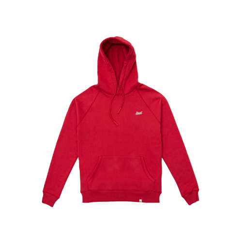 Essential Hoodie True Red BT1000 004