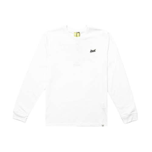 Essential Longsleeve White BT1000 011