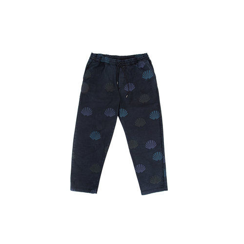 Work Trouser AOP Black 2021061