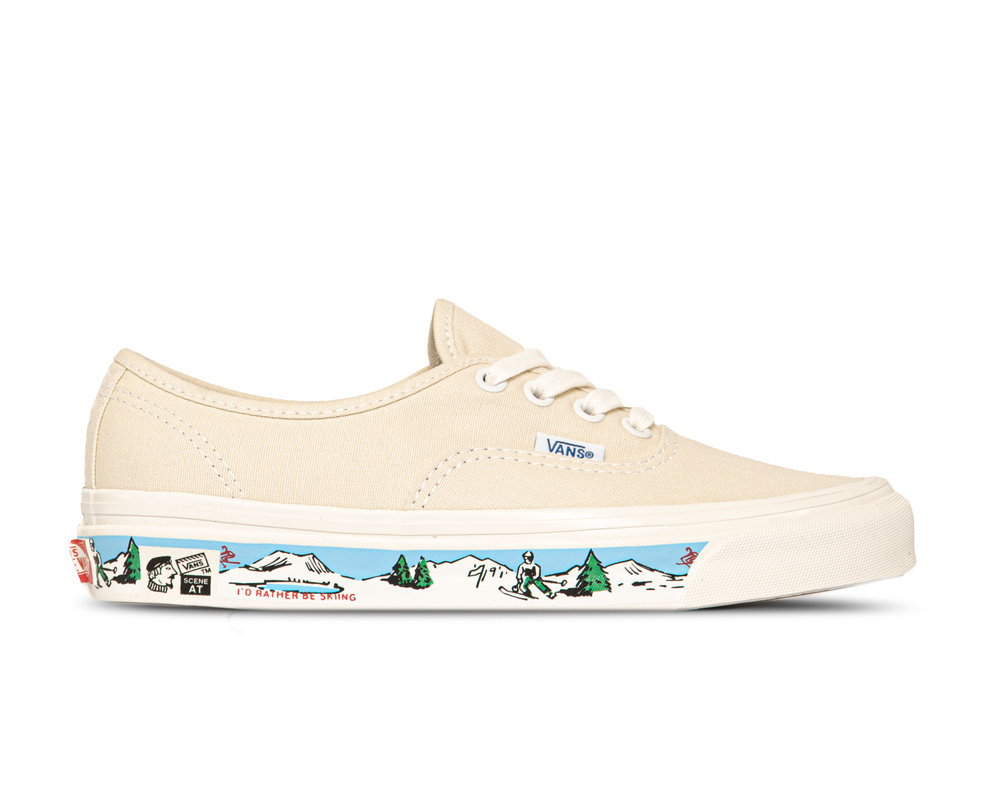 Vans Authentic 44 Dx Anaheim Factory Og White Scene At VN0A54F241N1