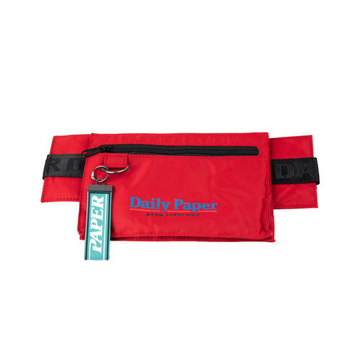 Corset Waistbag Nylon Dark Red 18F2OAC02