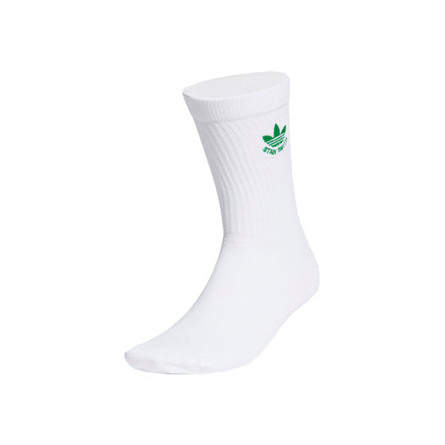 Stan Smith Sock White Primegreen GP2561