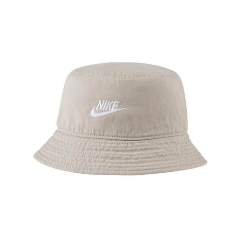 NSW Bucket Hat Futura Wash Light Bone White DC3967 072