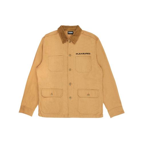 Spike Chore Jacket Khaki P21SP026K