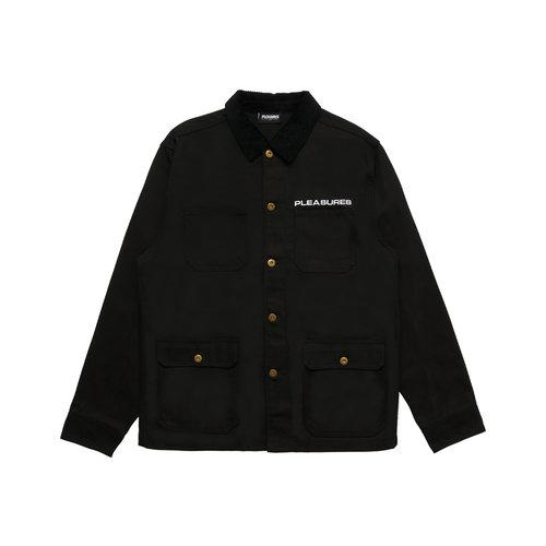 Spike Shore Jacket Black P21SP026