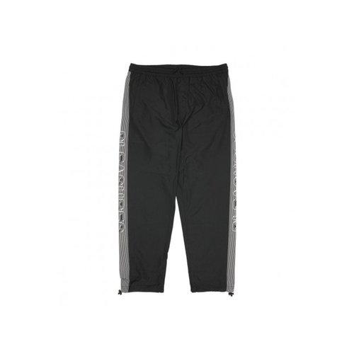 Decline Nylon Track Pants Black P21SP021