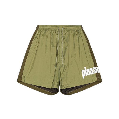 Electric Active Shorts Green P21SP015G
