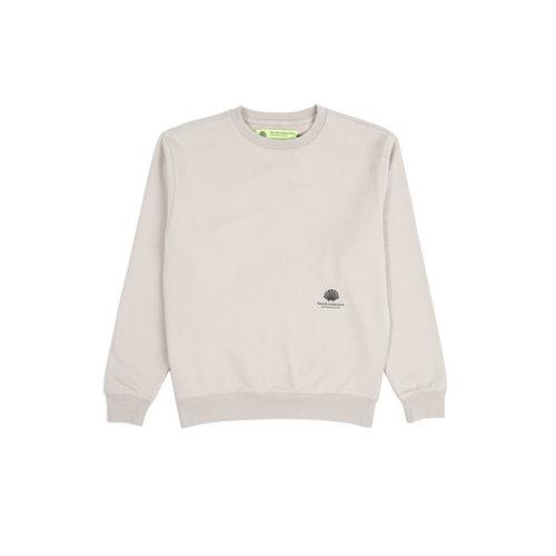 Cut Sweater Taupe