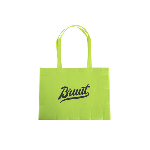 Essential Totebag Lime Punch