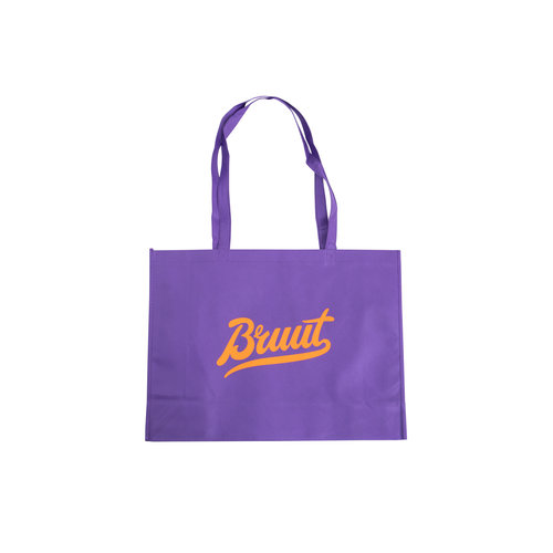Essential Totebag Purple Oriole