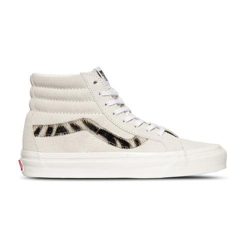 Sk8 Hi 38 Dx True White Zebra VN0A38GF4UX