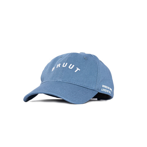 Arch Logo Cap Ash Blue BT9010 006