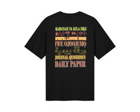 Daily Paper Remulti Tee Black 2113032