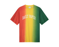Daily Paper Rebo Tee Red Yellow Green 2113014