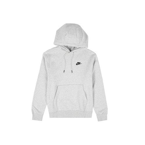 NSW Hoodie White Multi Color DK Smoke Grey DA0680 101