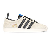 Adidas Gazelle Vintage White Black Blue FX5488