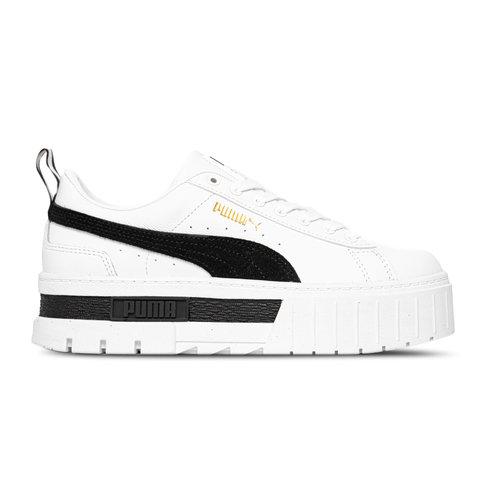 Mayze Lth Wn's Puma White Puma Black 381983 01
