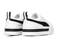 Puma Mayze Lth Wn's Puma White Puma Black 381983 01