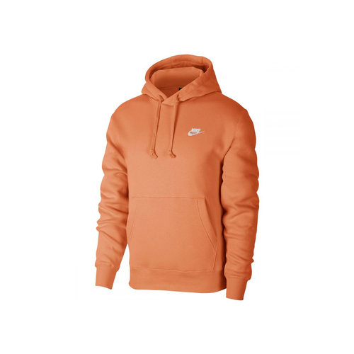NSW Club Fleece Hoodie Orange Trance White BV2654 871