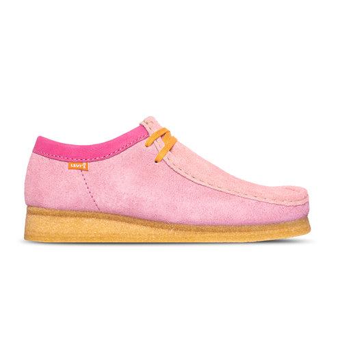x Levis Wallabee Pink Combi 26160322