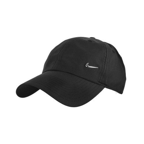 Sportswear Heritage 86 Cap Black Metallic Silver 943092 010