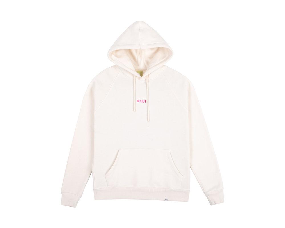 Bruut The Hanami Hoodie Off White BT1070 006