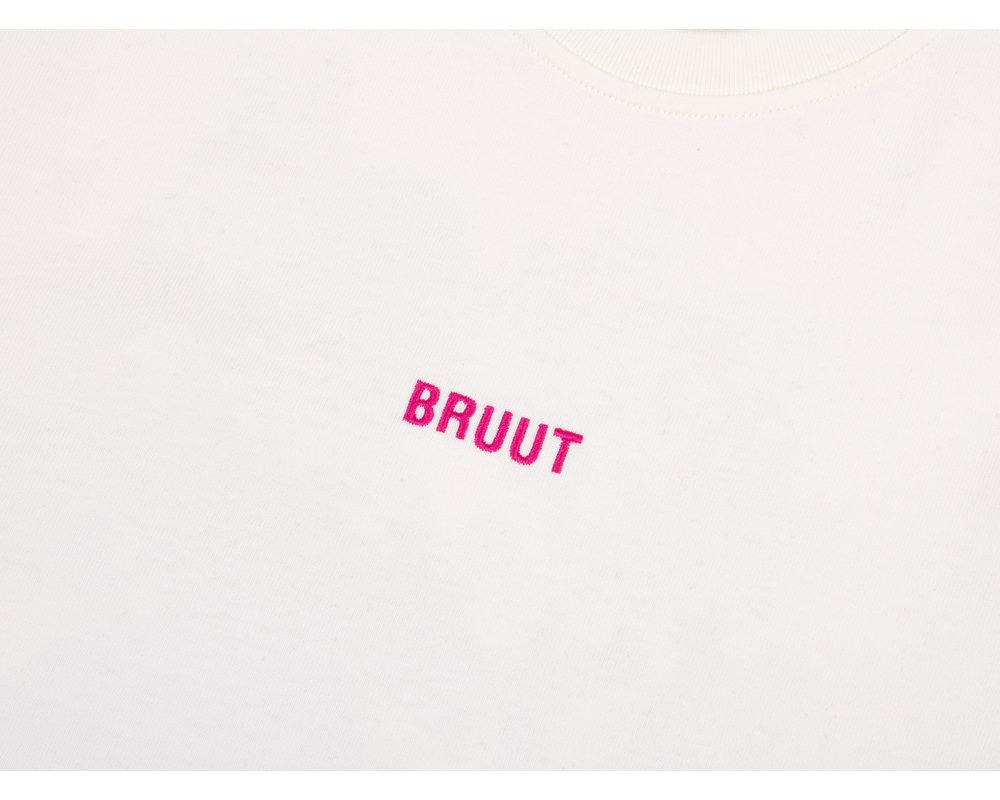 Bruut The Hanami Longsleeve Off White BT1070 004