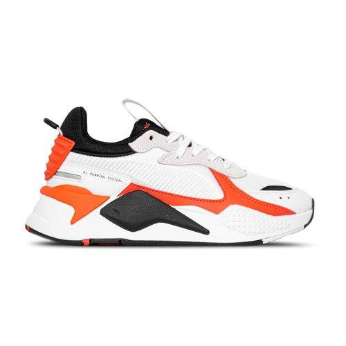 RS X Mix JR Puma White Tigerlily 380779 01