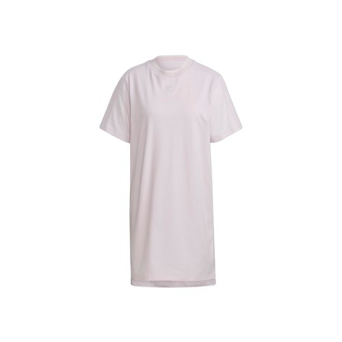 Tee Dress Purple White H56459