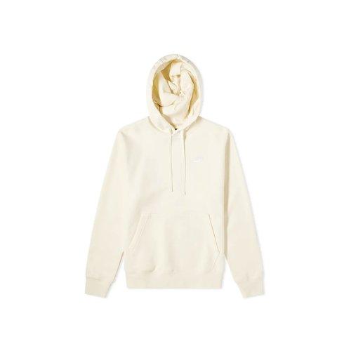 NSW Club Fleece Hoodie Coconut Milk White BV2654 113