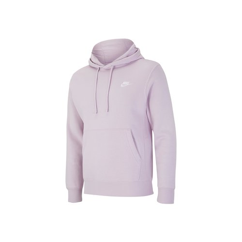 NSW Club Fleece Hoodie Iced Lilac White BV2654 576
