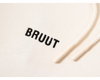 Bruut Gone For Today Hoodie Off White BT1090 001