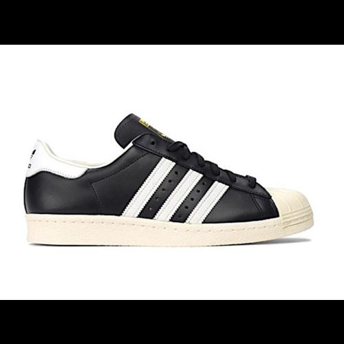 Adidas Superstar 80s Premium Black White G61069