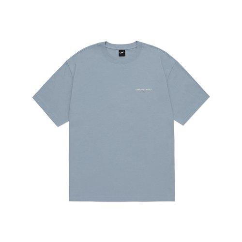 Inspiration Tee Blue Gray LMC2053