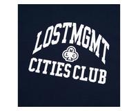LMC Club Athletic Tee Navy LMC2069