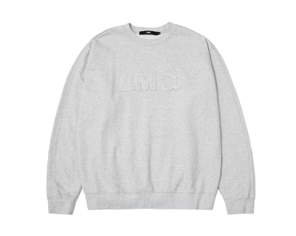 LMC OG Applique Sweatshirt Heather Gray LMC2079