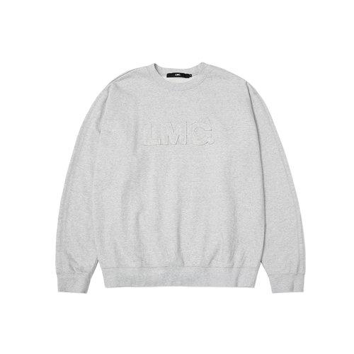 OG Applique Sweatshirt Heather Gray LMC2079