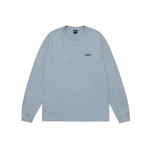Basic OG Longsleeve tee Blue Grey LMC2083