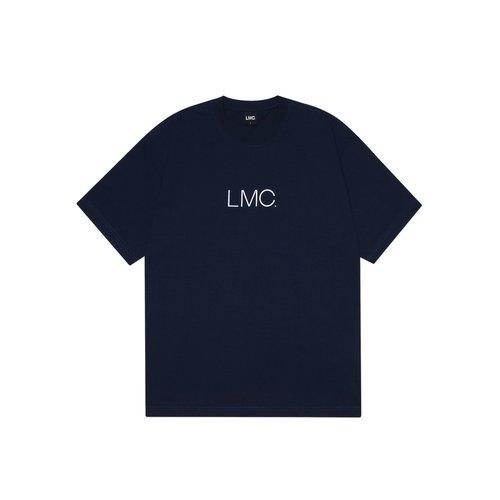 Thin Logo Tee Navy LMC2091