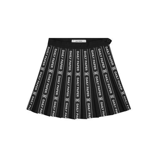 Etape Logo Skirt Black White 2112023
