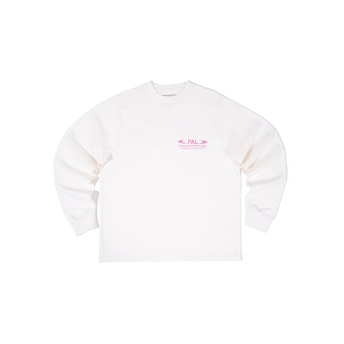 Race Of The Century Longsleeve Off The Grid White PAL2021005