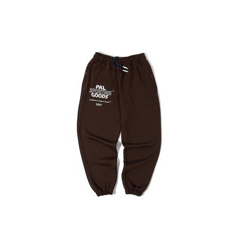 Varsity Sweatpants Deep Brown PAL2021028