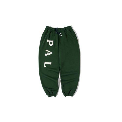 Jock Sweatpants Varsity Green PAL2021014