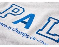 PAL Sporting Goods Jock Hoody Light Gray Marl PAL2021002
