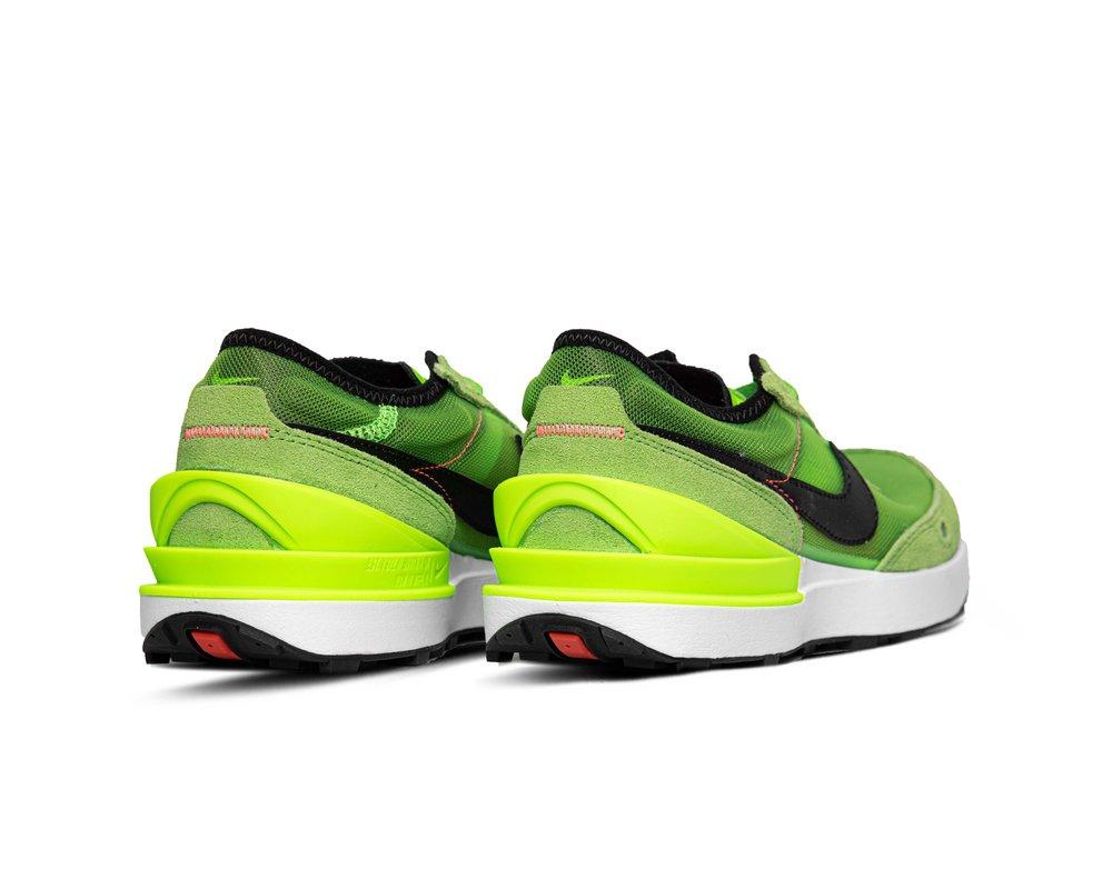Nike Waffle One GS Electric Green Black DC0481 300