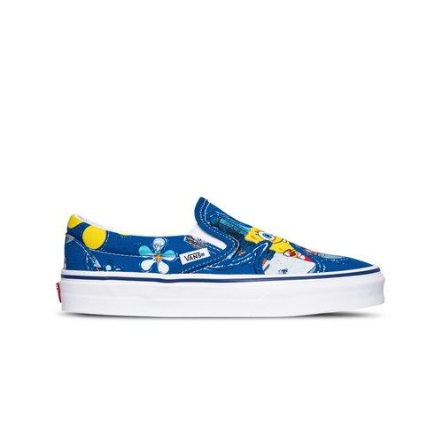 x Spongebob Classic Slip On Alohabob Blue VN0A33TBYZ11