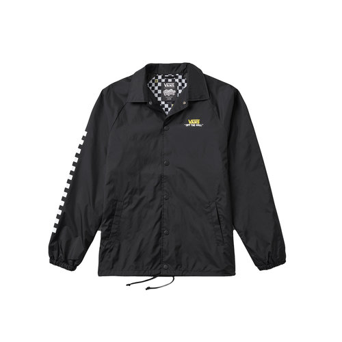 x Spongebob MN Torrey Jacket Black VN0A5KEYZAW1